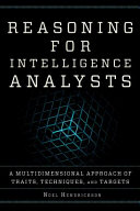 Reasoning for Intelligence Analysts: A Multidimensional Approach of Traits, Techniques, and Targets