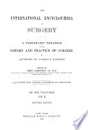The International Encyclopedia of Surgery