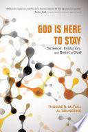 God Is Here to Stay Pdf/ePub eBook