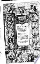 Les Oeuvres pharmaceutiques du Sr. Iean de Renou... augmentées d'un tiers en cette seconde edition par l'auteur, puis traduittes... par M. Louys de Serres... (Vers de L. de La Gryve, Fr. Nesme)