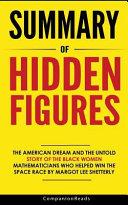 Summary of Hidden Figures