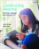 Constructing Meaning book