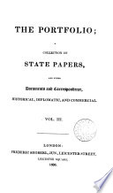 the-portfolio-or-a-collection-of-state-papers-etc-etc-illustrative-of-the-history-of-our-times-afterw-the-portfolio