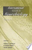 International Review Of Neurobiology book