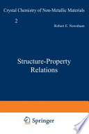 Structure Property Relations