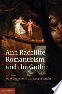 Ann Radcliffe  Romanticism and the Gothic