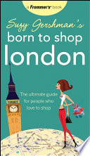 Suzy Gershman s Born to Shop London