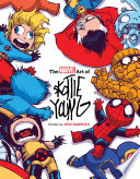 The Marvel Art Of Skottie Young : collection of comic pages, covers and cartoons!...