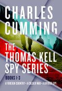 The Thomas Kell Spy Series, Books 1-3 Of The Trinity Six And Typhoon The Thomas