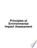 Principles of Environmental Impact Assessment
