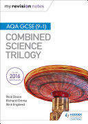 My Revision Notes  AQA GCSE  9 1  Combined Science Trilogy