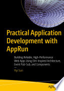 Practical Application Development With Apprun