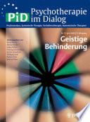 Psychotherapie im Dialog - Geistige Behinderung