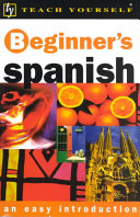 Teach Yourself Beginner S Spanish