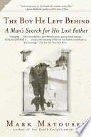"The Boy He Left Behind : mcbride, the color of water ""i was four..."