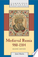 Medieval Russia  980 1584