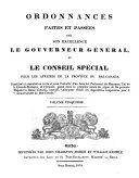download ebook ordinances made and passed by the administrator of the government and special council for the affairs of the province of lower canada pdf epub