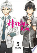 Handa-kun : his own classmates handa needs to worry...
