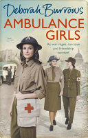Ambulance Girls Book Cover