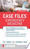 Case Files Emergency Medicine  Third Edition