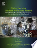 Clinical Pharmacy Education Practice And Research