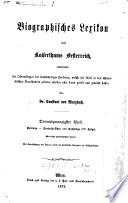 Podlaha - Prokesch-Osten und Nachträge (4. Folge). Prokop - Raschdorf und Nachträge (5. Folge)