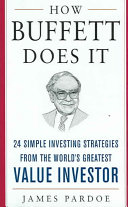 How Buffett Does It Buffett Like Results Warren Buffett Is