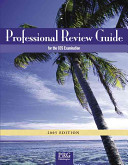 Professional Review Guide for the CCS Examination  2005 Edition