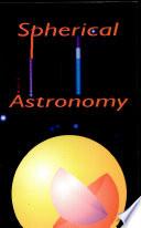 Spherical Astronomy book