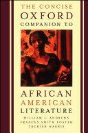 The Concise Oxford Companion to African American Literature Crown To The Astonishing Production In African American
