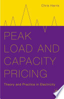 Peak Load and Capacity Pricing