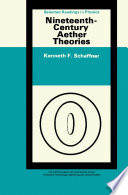 Nineteenth Century Aether Theories
