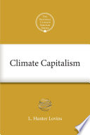 Climate Capitalism : national climate seminar, a series of webinars sponsored...
