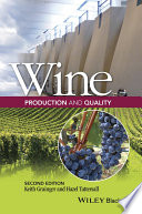 Wine Production And Quality book