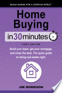 Home Buying In 30 Minutes