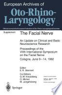 The Facial Nerve book