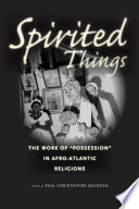 Spirited Things : developed in the context of...