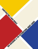 Van Doesburg & the International Avant-Garde