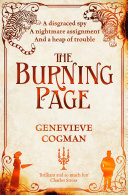 The Burning Page Book Cover