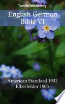 English German Bible Vi