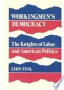 Workingmen s Democracy