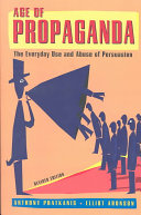 Ebook Age of Propaganda Epub Anthony R. Pratkanis,Anthony Pratkanis,Elliot Aronson Apps Read Mobile