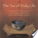 The Tao Of Daily Life