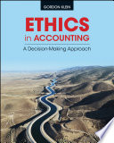 Ethics In Accounting A Decision Making Approach