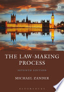 The Law Making Process