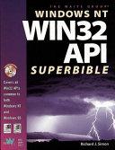 Windows NT Win32 API SuperBible