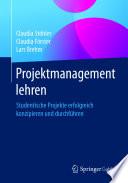 Projektmanagement lehren