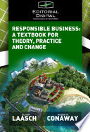 Responsible Business A Textbook For Theory Practice And Change