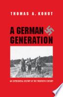 A German Generation