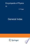 General Index / Generalregister